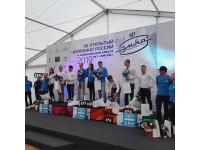 Чемпионат России по парусному спорту в национальном классе яхт «эМ-Ка».